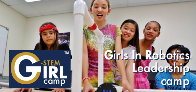 C-STEM GIRL Camps in Summer