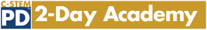 2-Day Acadamy Logo web